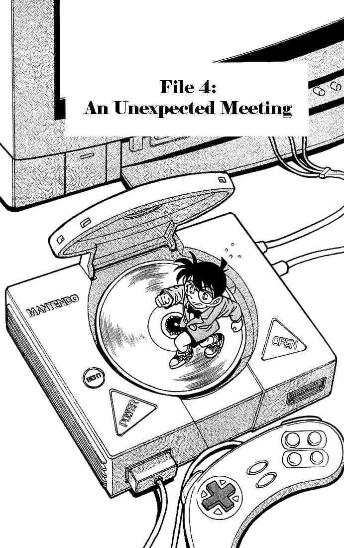 Detective Conan Chapter 114  Online Free Manga Read Image 1