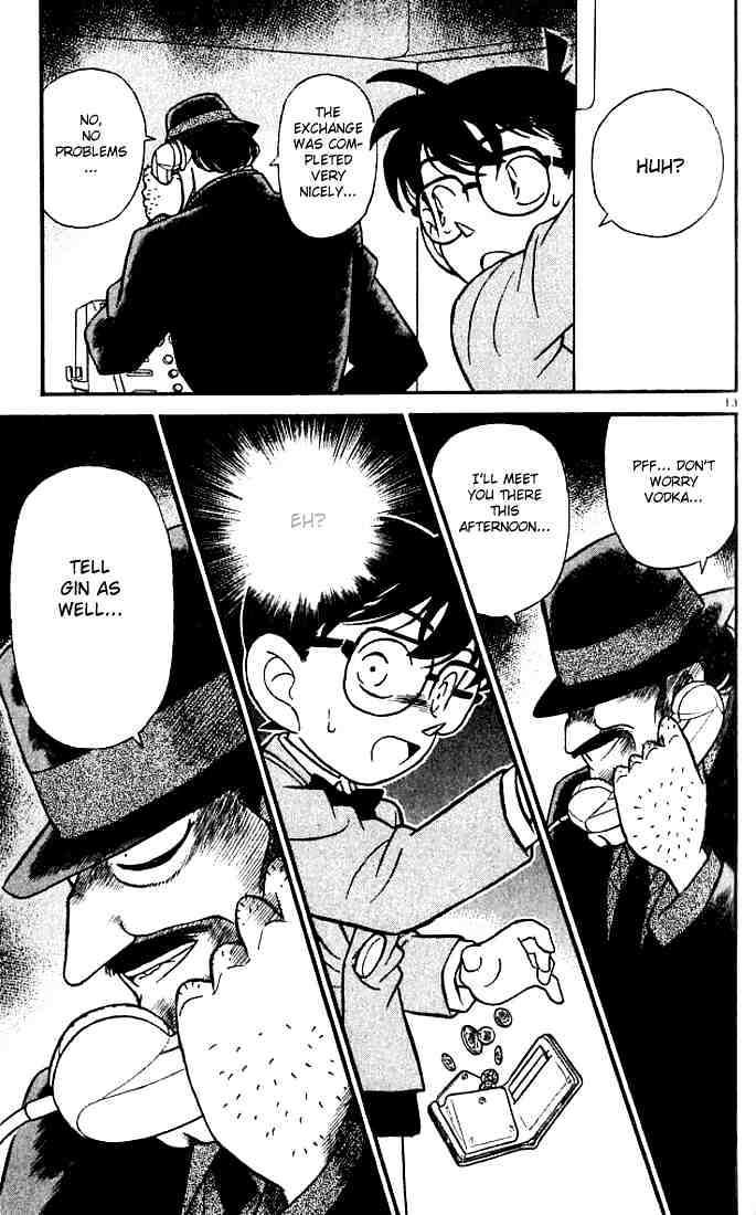Detective Conan Chapter 114  Online Free Manga Read Image 13