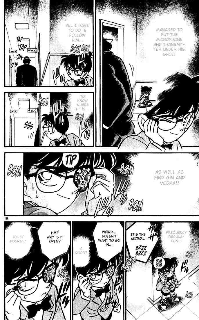 Detective Conan Chapter 114  Online Free Manga Read Image 16