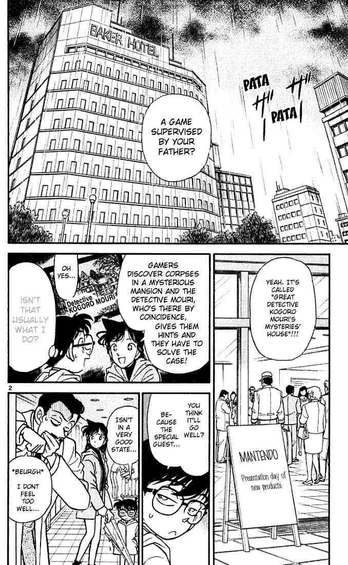 Detective Conan Chapter 114  Online Free Manga Read Image 2