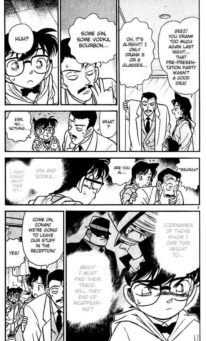 Detective Conan Chapter 114  Online Free Manga Read Image 3