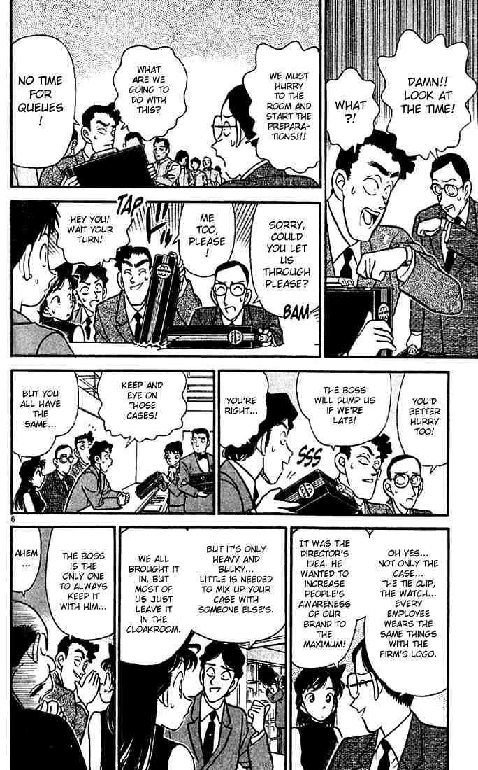 Detective Conan Chapter 114  Online Free Manga Read Image 6