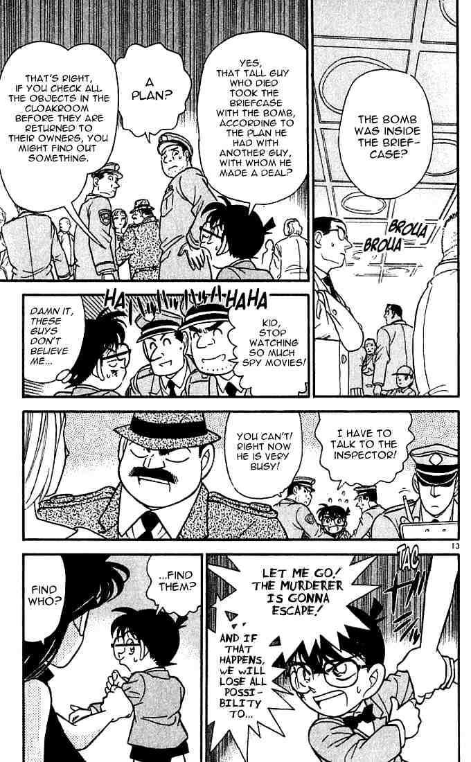 Detective Conan Chapter 115  Online Free Manga Read Image 13