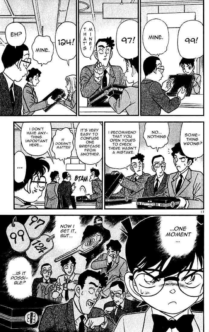 Detective Conan Chapter 115  Online Free Manga Read Image 17