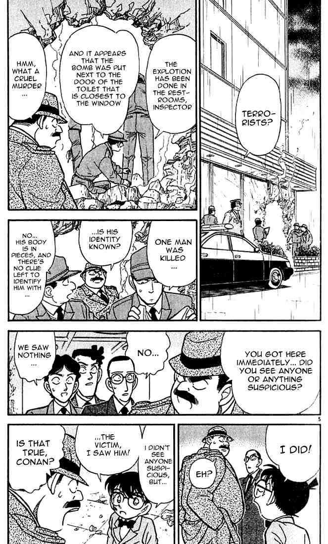 Detective Conan Chapter 115  Online Free Manga Read Image 5