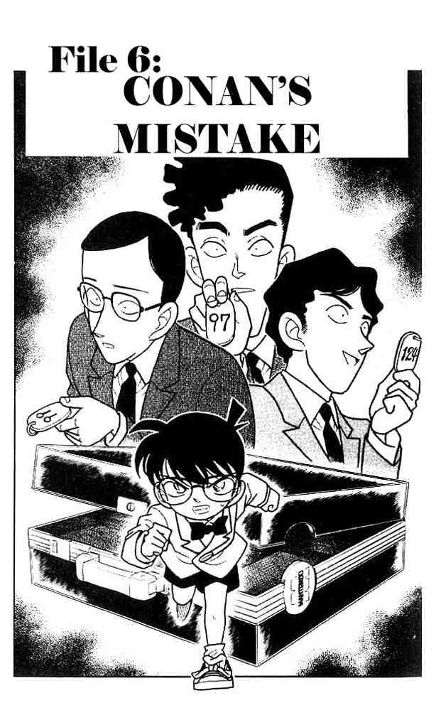 Detective Conan Chapter 116  Online Free Manga Read Image 1