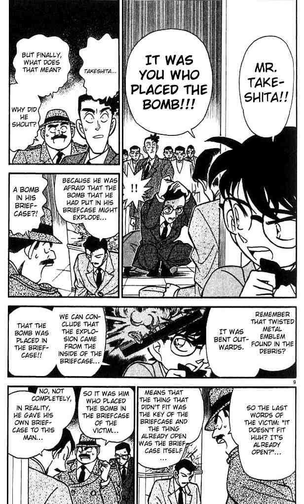 Detective Conan Chapter 116  Online Free Manga Read Image 10