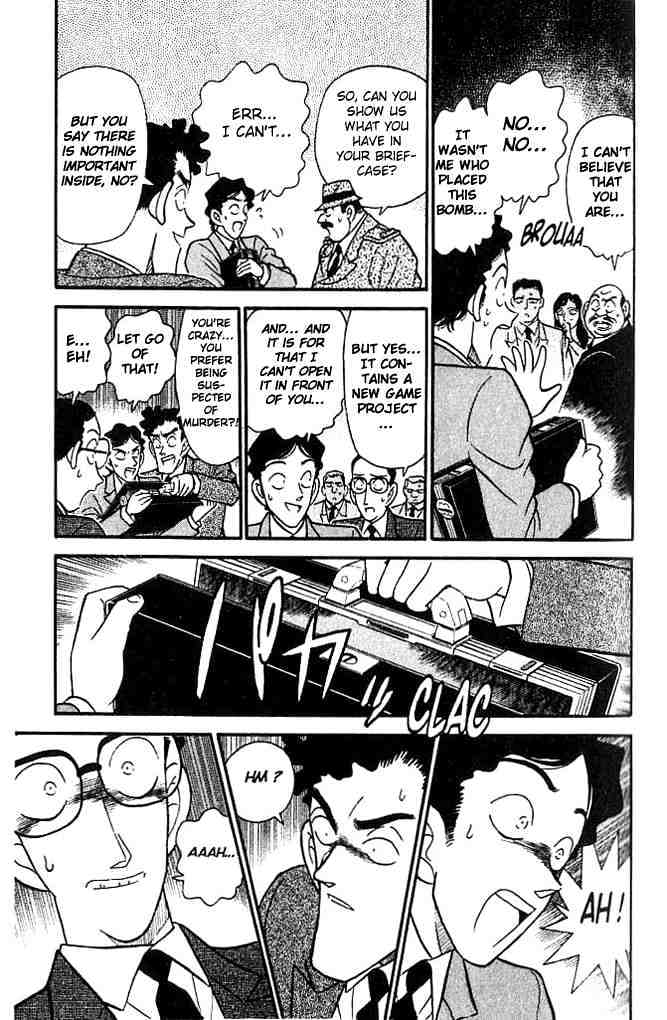 Detective Conan Chapter 116  Online Free Manga Read Image 8