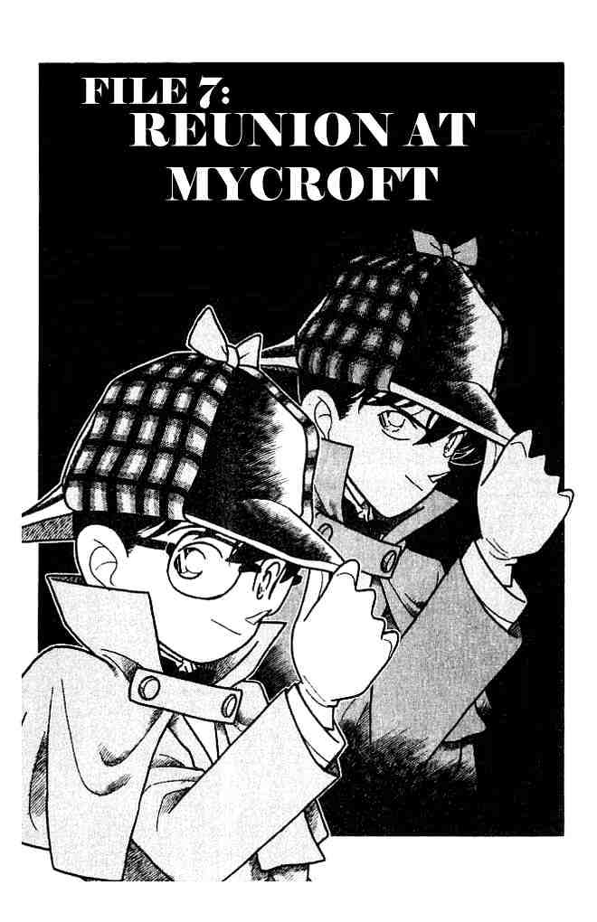 Detective Conan Chapter 117  Online Free Manga Read Image 1