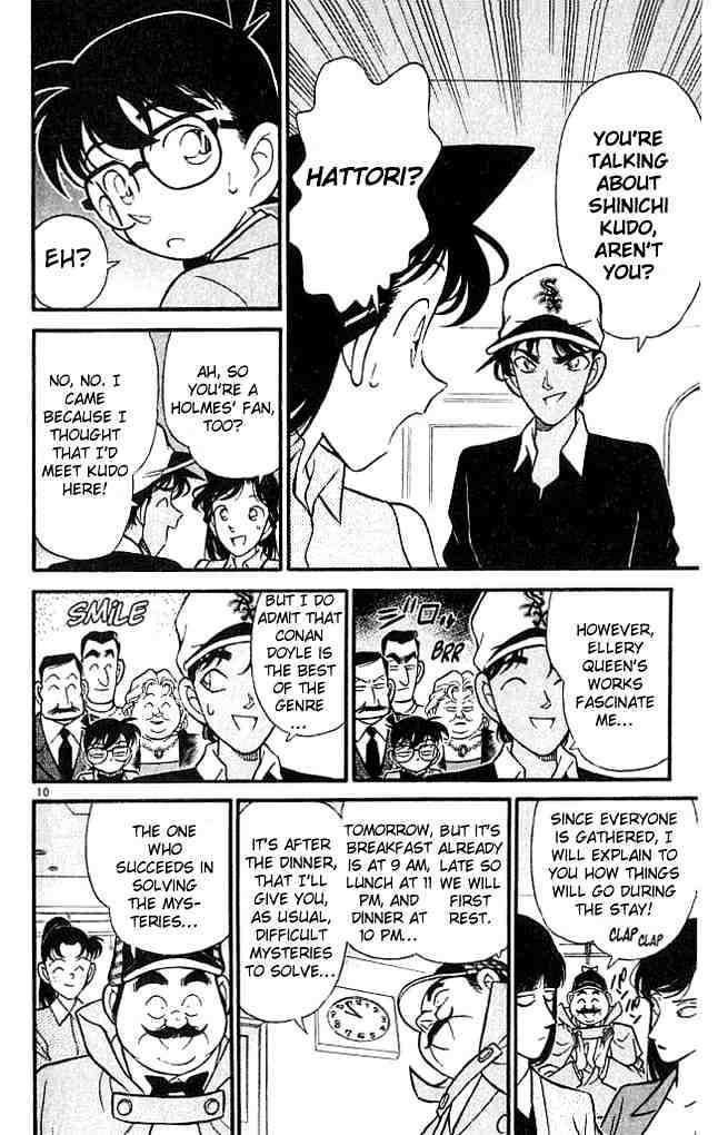 Detective Conan Chapter 117  Online Free Manga Read Image 10