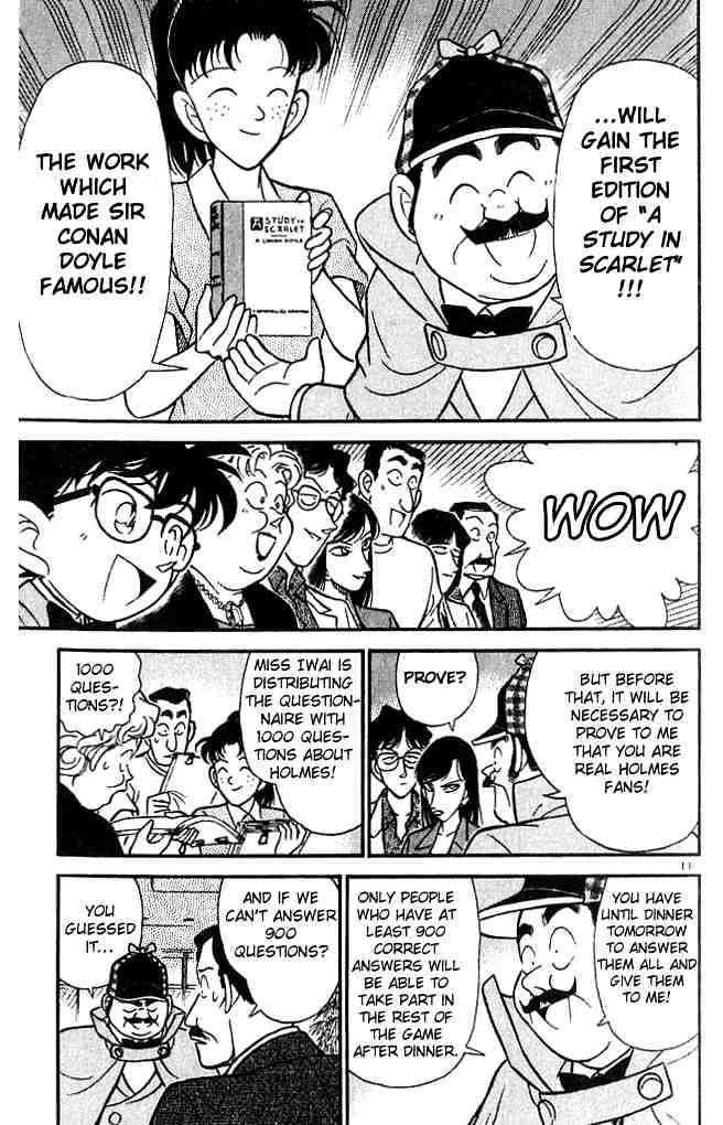 Detective Conan Chapter 117  Online Free Manga Read Image 11
