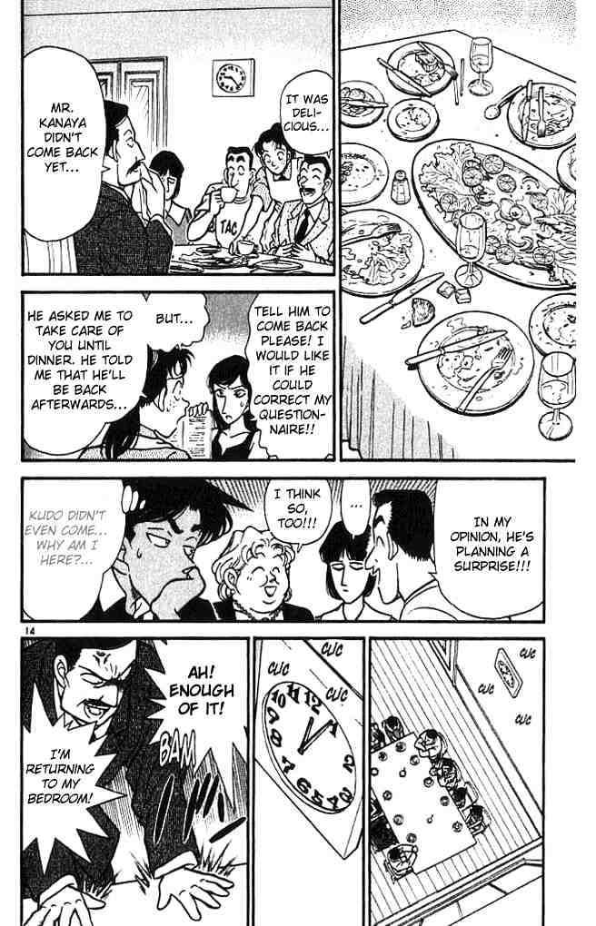 Detective Conan Chapter 117  Online Free Manga Read Image 14