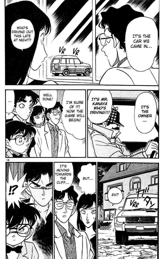 Detective Conan Chapter 117  Online Free Manga Read Image 16