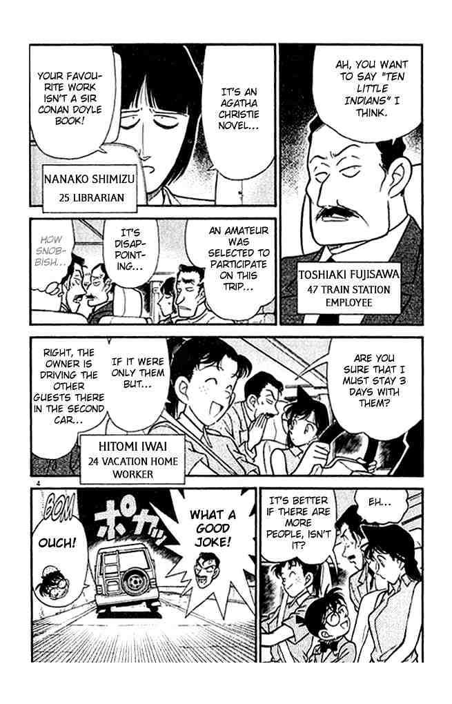 Detective Conan Chapter 117  Online Free Manga Read Image 4
