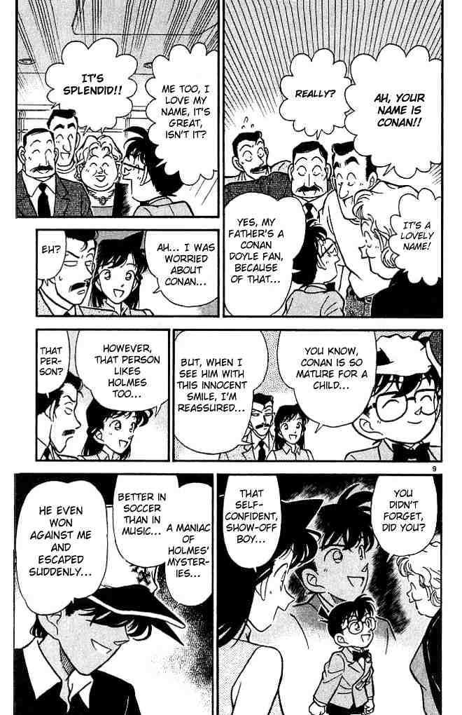 Detective Conan Chapter 117  Online Free Manga Read Image 9