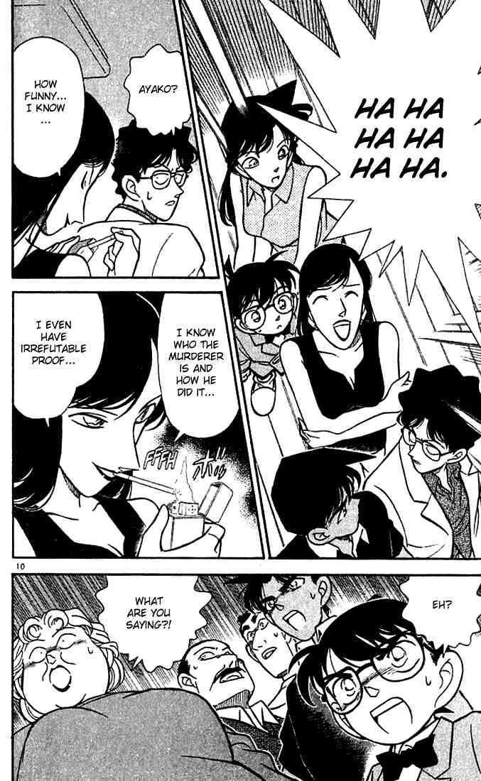 Detective Conan Chapter 118  Online Free Manga Read Image 10