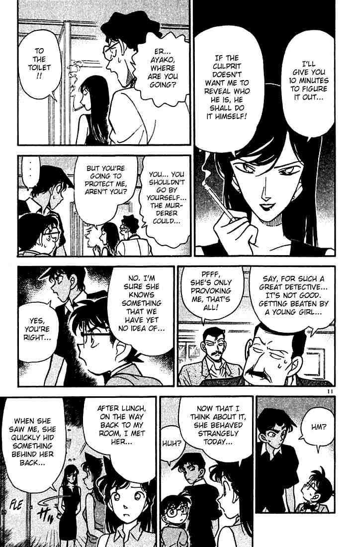 Detective Conan Chapter 118  Online Free Manga Read Image 11