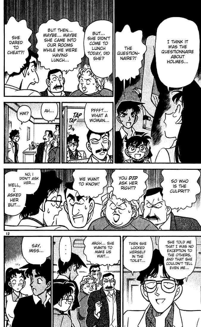 Detective Conan Chapter 118  Online Free Manga Read Image 12