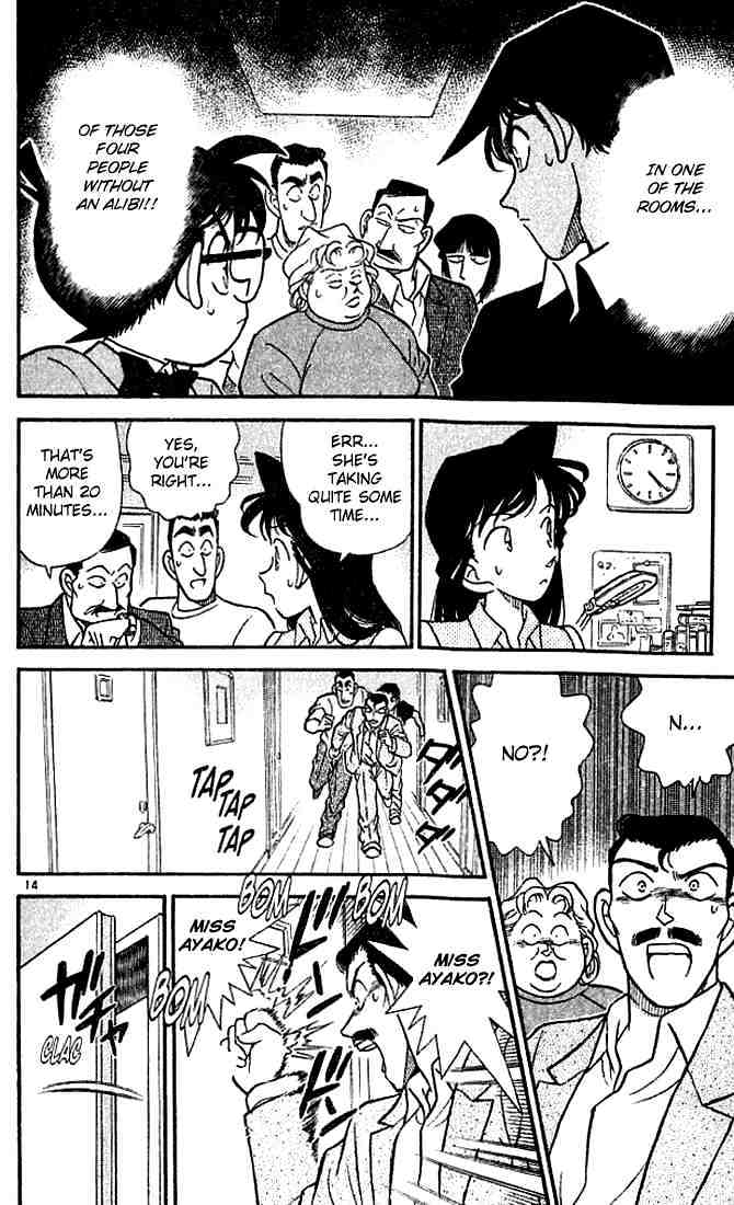 Detective Conan Chapter 118  Online Free Manga Read Image 14
