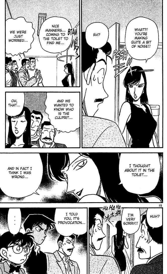 Detective Conan Chapter 118  Online Free Manga Read Image 15