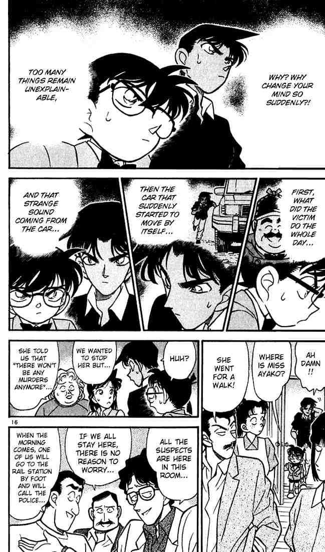 Detective Conan Chapter 118  Online Free Manga Read Image 16