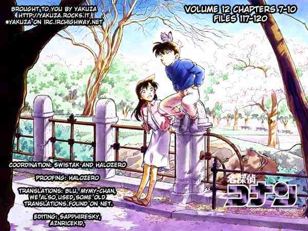 Detective Conan Chapter 118  Online Free Manga Read Image 19