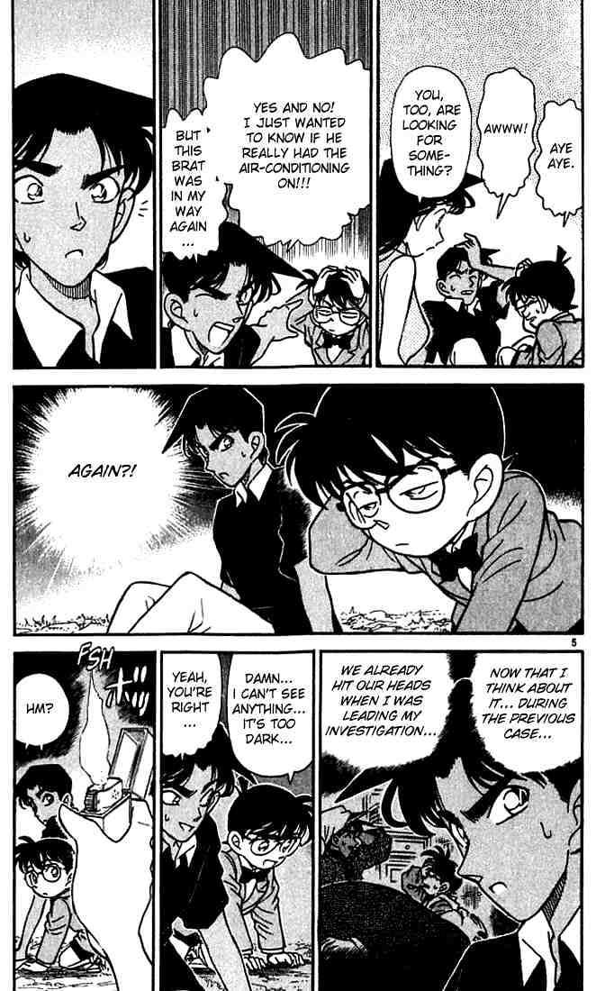 Detective Conan Chapter 118  Online Free Manga Read Image 5
