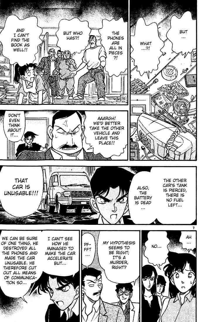 Detective Conan Chapter 118  Online Free Manga Read Image 7