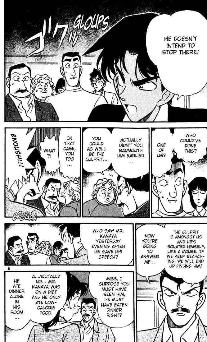 Detective Conan Chapter 118  Online Free Manga Read Image 8