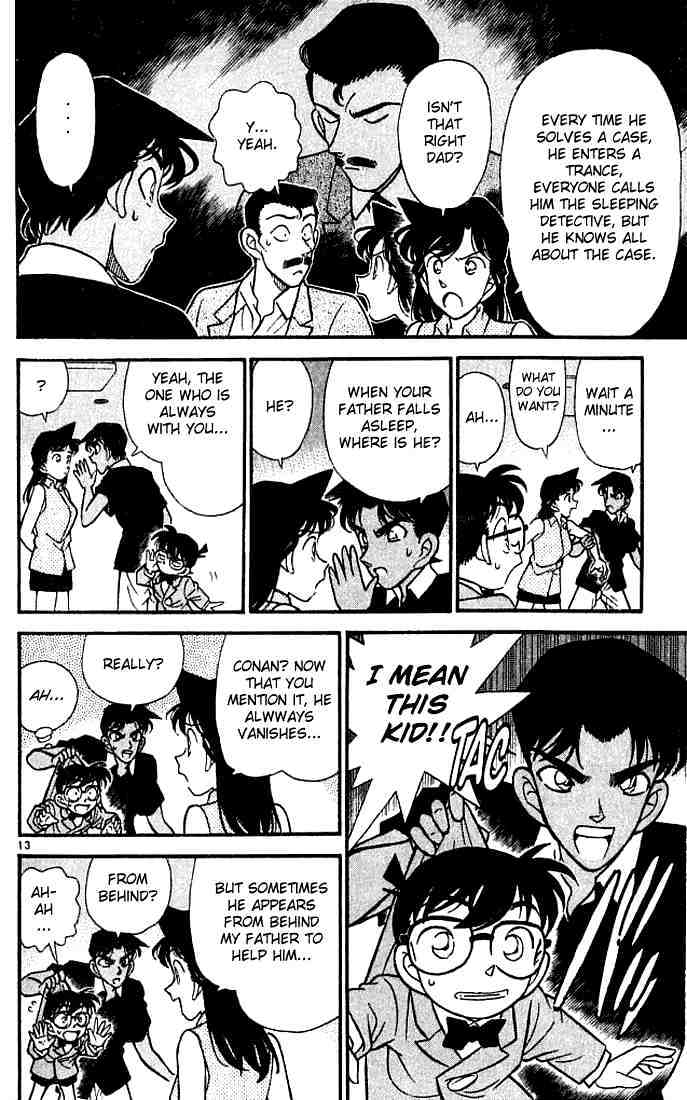 Detective Conan Chapter 119  Online Free Manga Read Image 13