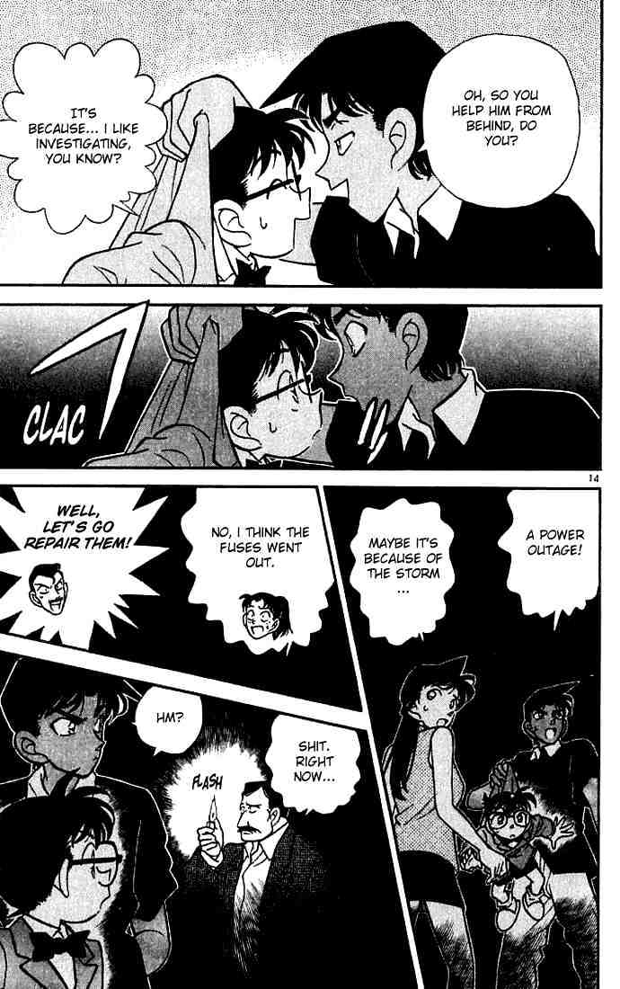 Detective Conan Chapter 119  Online Free Manga Read Image 14