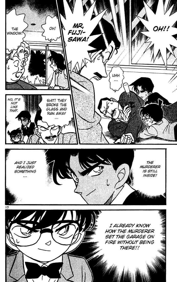 Detective Conan Chapter 119  Online Free Manga Read Image 16