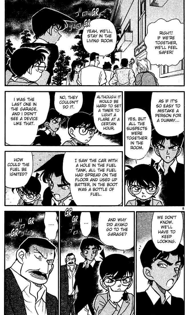 Detective Conan Chapter 119  Online Free Manga Read Image 8