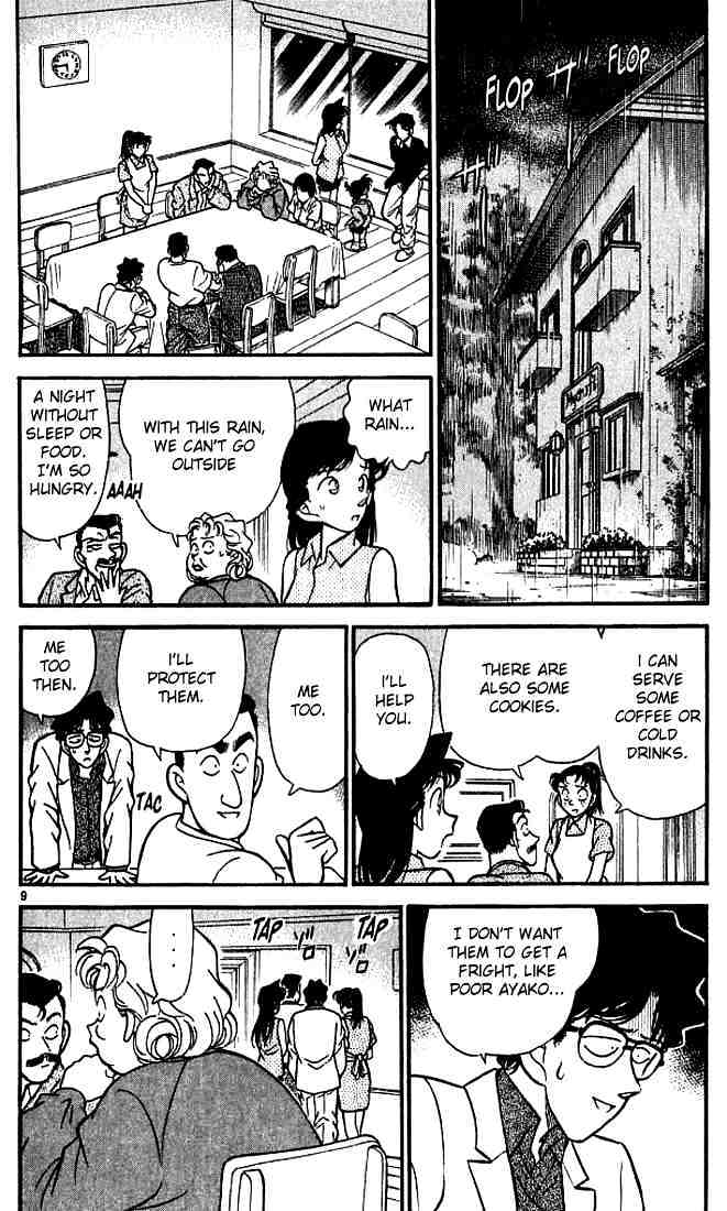 Detective Conan Chapter 119  Online Free Manga Read Image 9