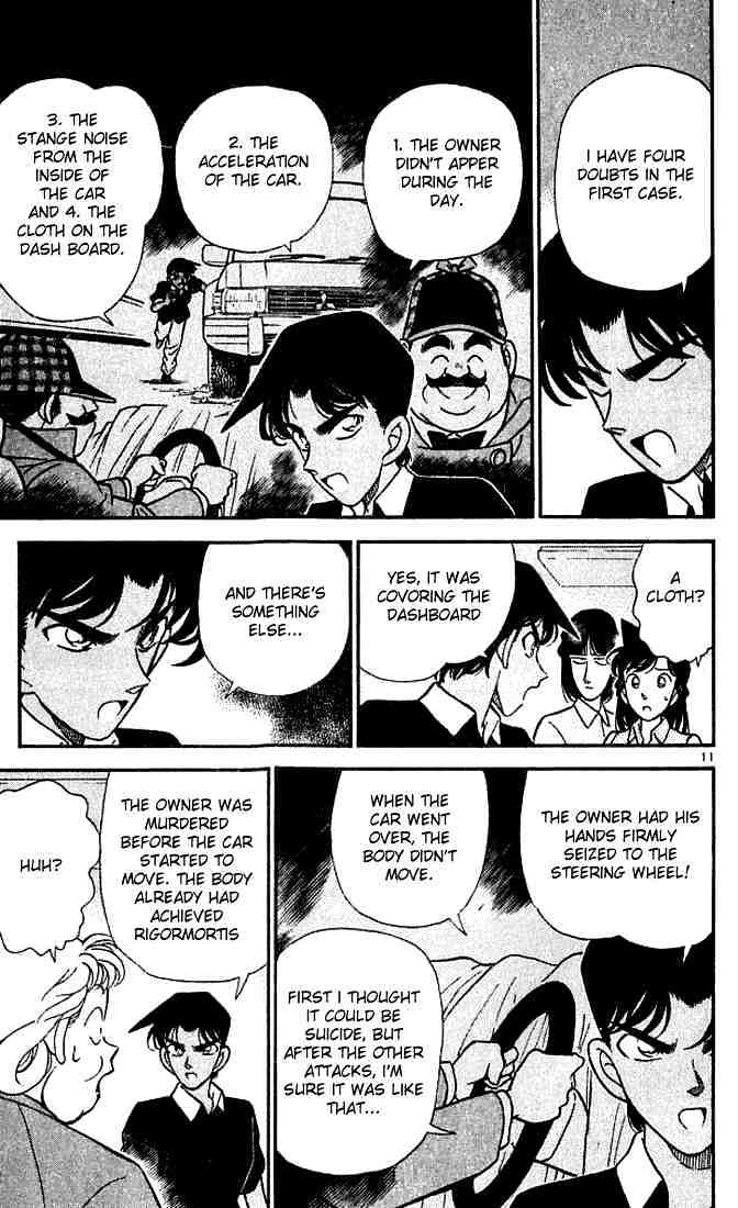 Detective Conan Chapter 120  Online Free Manga Read Image 11