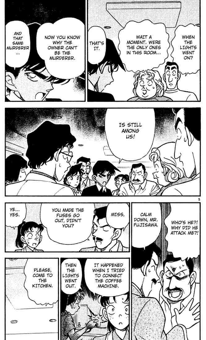 Detective Conan Chapter 120  Online Free Manga Read Image 5