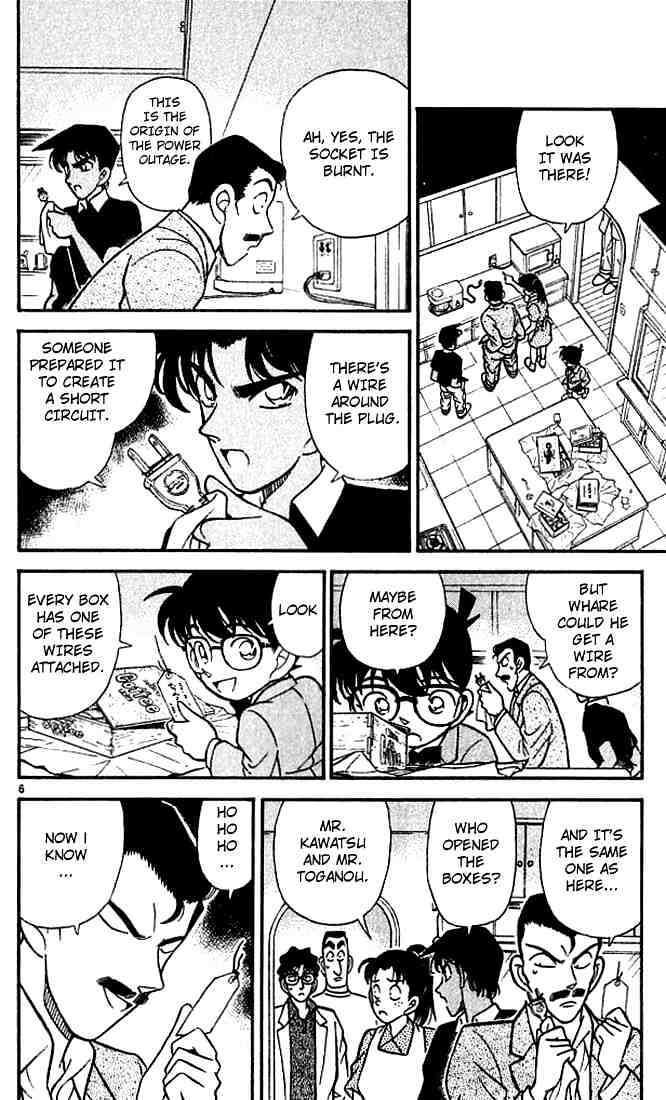 Detective Conan Chapter 120  Online Free Manga Read Image 6