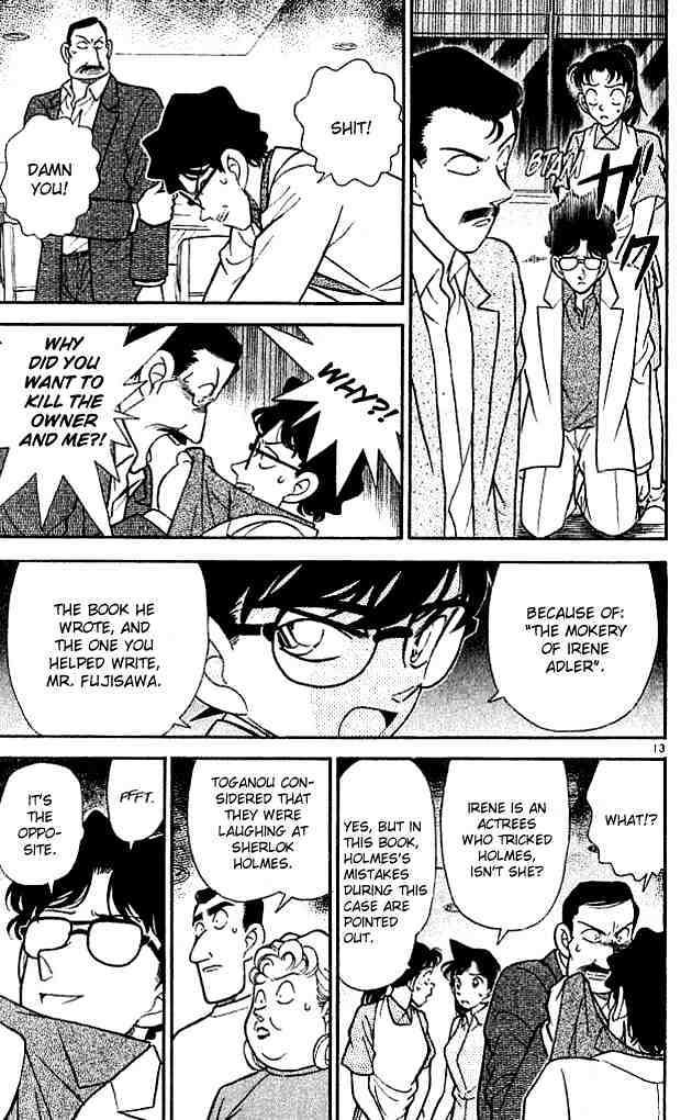 Detective Conan Chapter 121  Online Free Manga Read Image 15