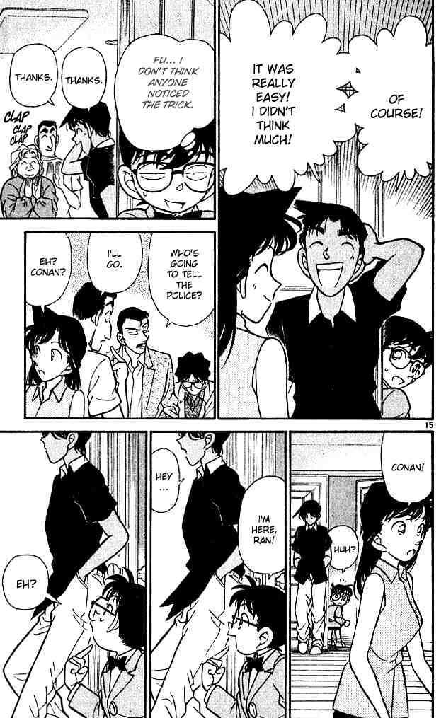 Detective Conan Chapter 121  Online Free Manga Read Image 17
