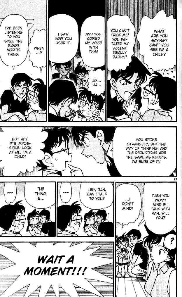 Detective Conan Chapter 121  Online Free Manga Read Image 19