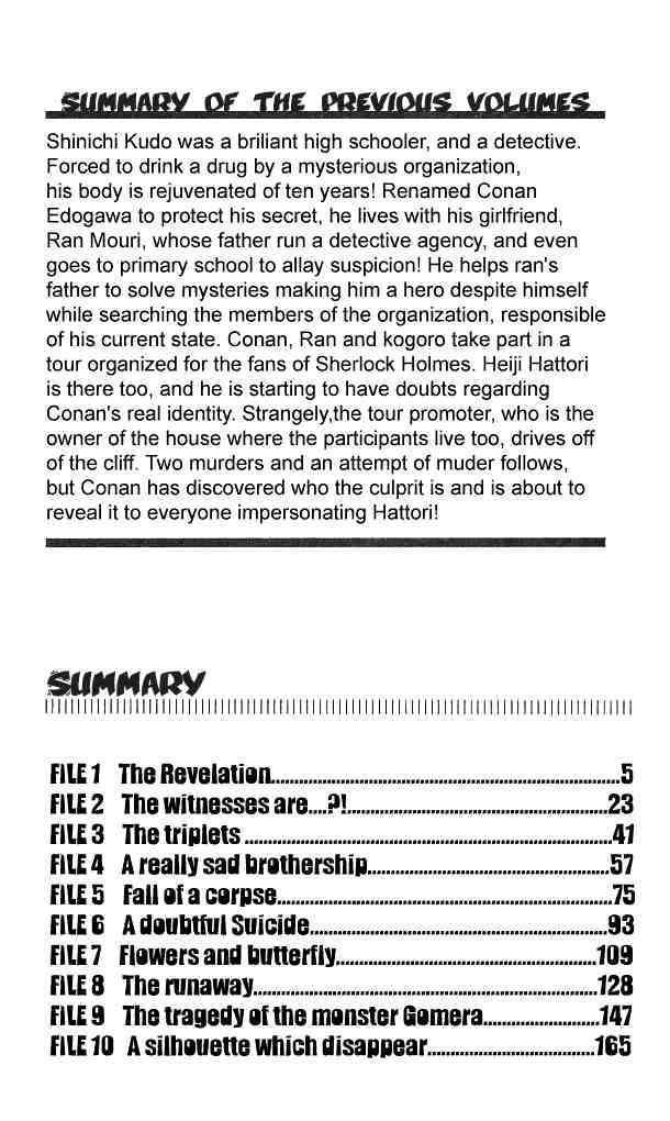 Detective Conan Chapter 121  Online Free Manga Read Image 2