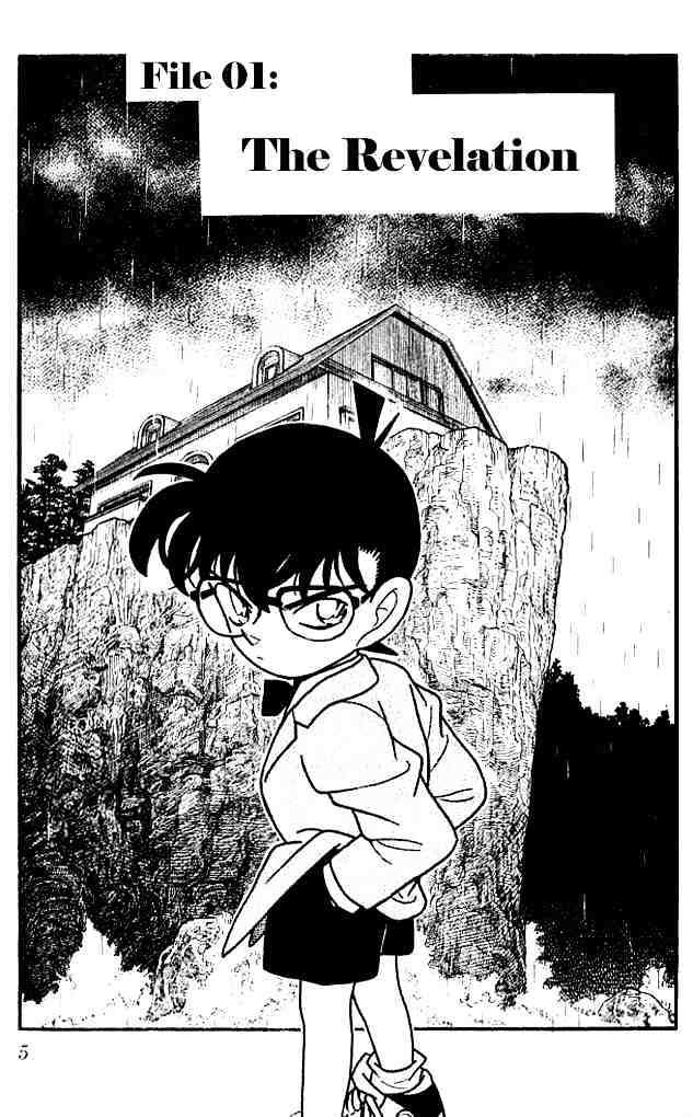 Detective Conan Chapter 121  Online Free Manga Read Image 3