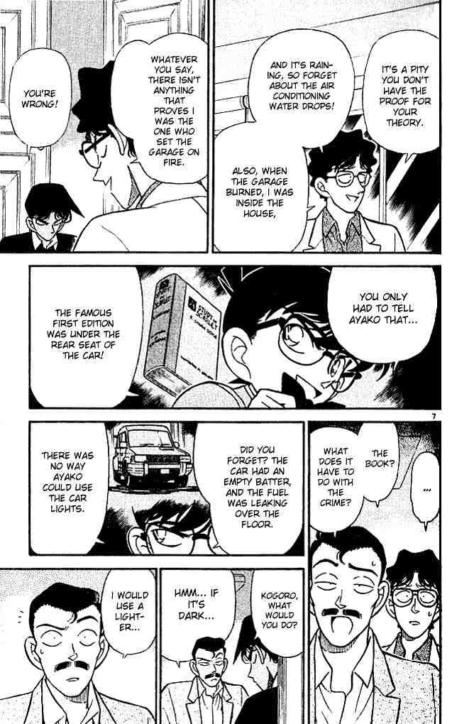 Detective Conan Chapter 121  Online Free Manga Read Image 9
