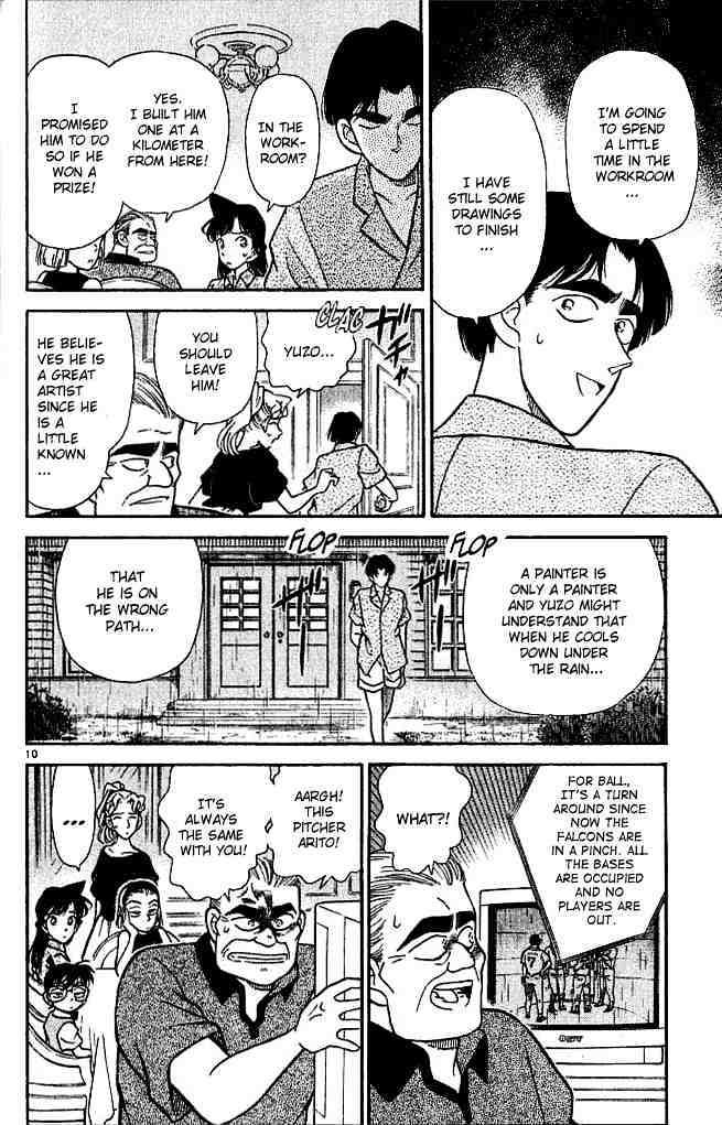 Detective Conan Chapter 122  Online Free Manga Read Image 10