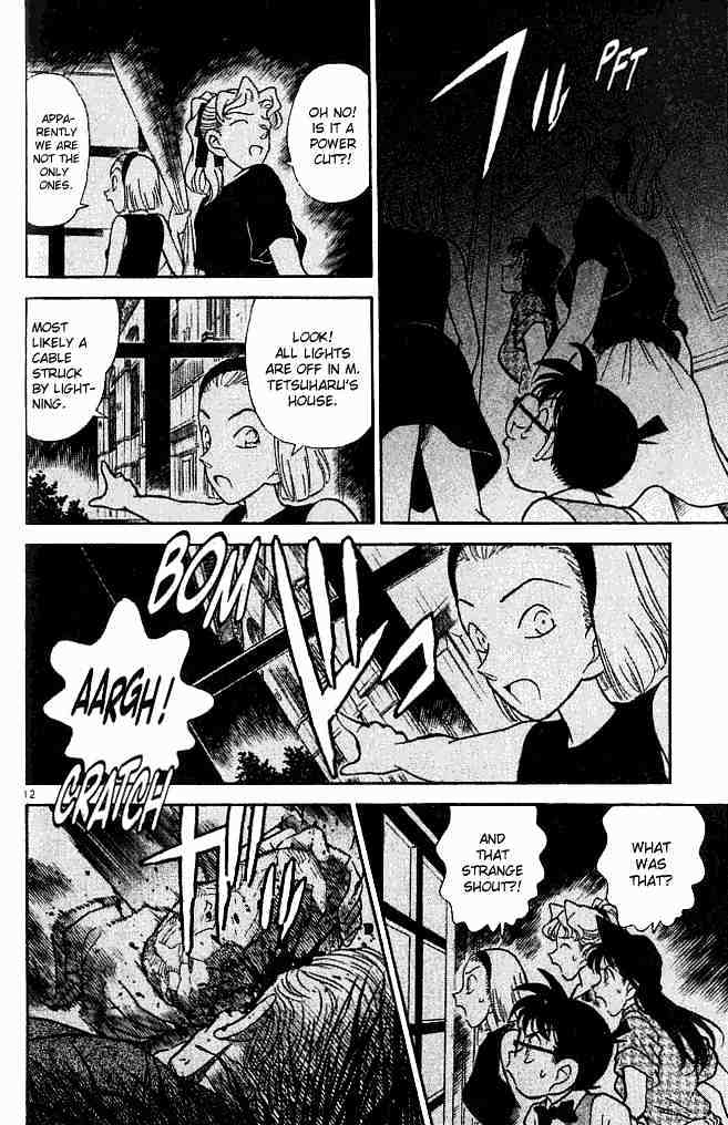 Detective Conan Chapter 122  Online Free Manga Read Image 12