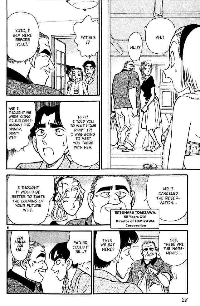 Detective Conan Chapter 122  Online Free Manga Read Image 6