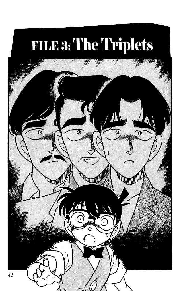 Detective Conan Chapter 123  Online Free Manga Read Image 1
