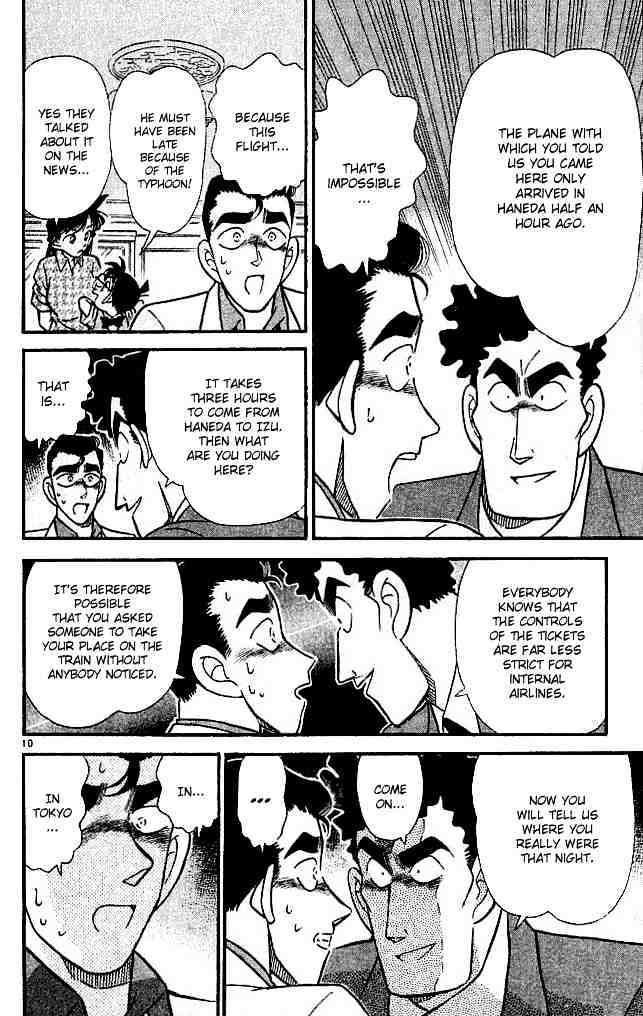 Detective Conan Chapter 123  Online Free Manga Read Image 10