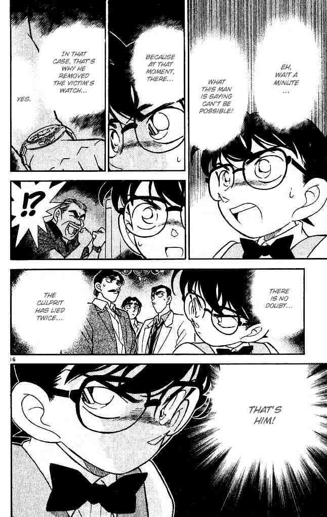 Detective Conan Chapter 123  Online Free Manga Read Image 16
