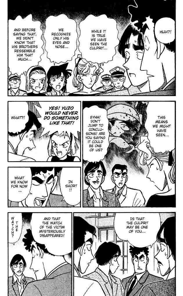 Detective Conan Chapter 123  Online Free Manga Read Image 3